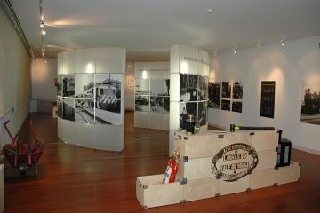 Exposição comemorativa do centenário da linha do Vale do Vouga